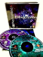 STAR OCEAN 2 The Second Story •PS1 PlayStation 1• COMPLETE in Case