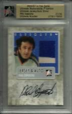 Phil Esposito 06/07 Ultimate Memorabilia Autograph Game Used Jersey #21/50