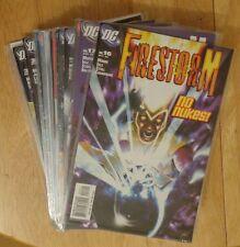 3 for 2 - DC – Firestorm – #16 – 35 – 1st Prints – 2004 – Infinite Crisis