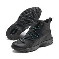 Puma AXIS TR BOOT WTR Trail Outdoorschuhe Sneaker 372381 Schwarz Wasserabweisend