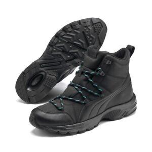 Puma Axis Tr Bateau Wtr Sentier Chaussures Outdoor Basket 372381 Noir Hydrofuge