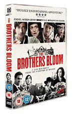 THE BROTHERS BLOOM - DVD - REGION 2 UK