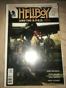 Hellboy 1 - High Grade Comic Book- B30-54