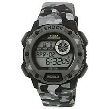 Timex Mens Expedition Base Shock Camouflage TW4B00600 Watch