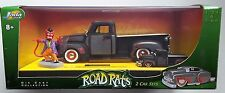 1953 CHEVY Pickup & DEVIL Figure RARE Jada ROAD RATS Diecast 2 Car Set 1:64/1:24