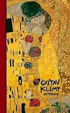 Gustav Klimt Notebook: The Kiss (cuaderno / portable / gift) (Signature Series)