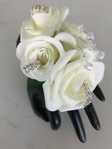 Wrist Corsage, Wedding Corsage, Prom Corsage, New, Quinceanera Corsage, Bridal