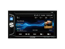 "Alpine IVE-W560BT 6.2"" Double Din CD DVD iPod iPhone Bluetooth USB Android"