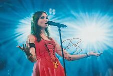 Sophie Ellis-Bextor Hand Signed 12x8 Photo 1.