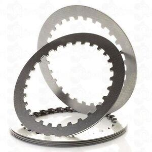190186 x 6 Clutch Steel Plates for Honda CBR600 FX-F6 1999-2006 (305293H)