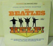 SEALED The Beatles Help! Original motion picture soundtrack  1965 original album
