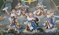 3 Sequitos & 2 Castigators - Warhammer AoS - Warcry