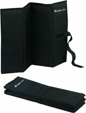 Trekmates Folding Sit Mat Black One Size