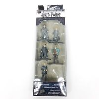 2143000 HARRY POTTER (Pack A) NANO METALFIGS 5 Pack Figure Set by Jada Toys NEW