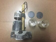 Vintage Watchmakers L&R Precision Master Cleaning Machine Repair Tool jars lids