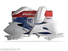 Kit plastiques Coque Polisport  Yamaha WR 250 450 F 2007-2011  Couleur:  Blanc