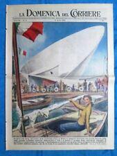 La Domenica del Corriere 13 aprile 1952 Fiera Milano - P.Mc Cormick - Lo Verso
