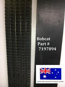 Bobcat MAIN PUMP DRIVE BELT 7197894 7135507 A770 S750 S770 S850 T750 T770 T870
