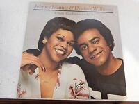 VINYL LP..JOHNNY MATHIS & DENIECE WILLIAMS -THAT'S WHAT FRIENDS ARE FOR 1978