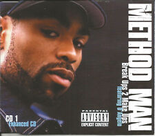 Wu tang Clan METHOD MAN Break Ups /I'll Be There REMIX w/ MARY J BLIGE CD single