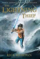 Lightning Thief : The Lightning Thief, Hardcover by Riordan, Rick; Venditti, ...