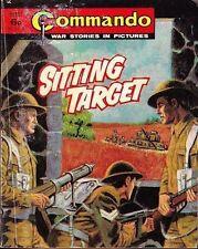Commando For Action & Adventure Comic Book Magazine #892 SITTING TARGET