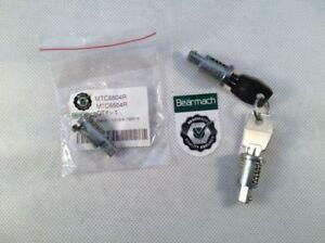 Bearmach Land Rover Defender 90/110/127/130 Door Lock Barrel Set x3 86-01MTC6504