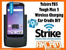 STRIKE ALPHA TELSTRA T85 TOUGH MAX 2 WIRELESS CHARGING CAR CRADLE DIY - SECURE