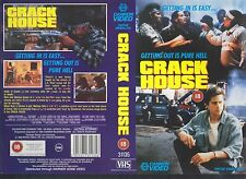 Crack House, Jim Brown Video Promo Sample Sleeve/Cover #13835
