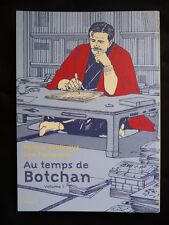 AU TEMPS DE BOTCHAN Taniguchi tome 1  CN
