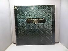 ESCOLANIA DE MONTSERRAT BRITTEN A CEREMONY OF CAROLS AMS2608  VINYL LP RECORD