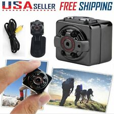 Full HD 1080P Mini Car Sports DV DVR Camera Hidden Camcorder IR Night Vision Cam