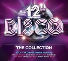 12 Inch Disco The Collection Change 0825646406425