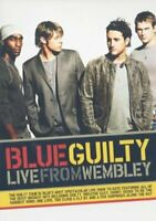 Blue - Guilty - Live At Wembley [DVD] DVD New  Blue