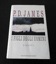 I figli degli uomini - P.D. James - Prima Edizione Omnibus Mondadori -