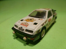 VEREM 1:43 FORD SIERRA XR4i 1206  - RALLY 8 PANACH - RARE SELTEN - GOOD COND
