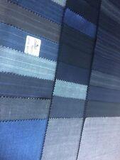 I campioni di tessuto qualità cotone idrofilo & More 100 x SCABAL Arti Mestieri Saville Row