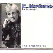 ☆ MAXI CD C. JERÔMEPardonne moi  2 tracks jewel case RARE NEUF