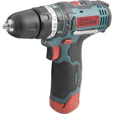 Güde Cordless Hammer Drill Bsba 12-202-24 K 2x Battery 2,0 Ah