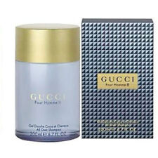 GUCCI Pour Homme II by Gucci All Over Shampoo 6.7 oz / 200ml - New in Box
