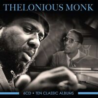 Thelonious Monk - Ten Classic Albums [New CD] Holland - Import