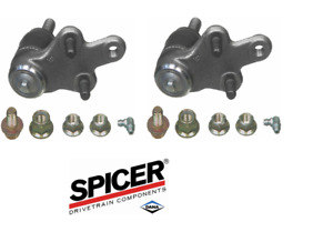 Front Lower BALL JOINTS TOYOTA TERCEL 1987 1988 1989 1990 SPICER 505-1139