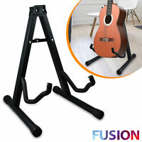 Guitar Stand A Frame Folding Universal Fits All Guitars Acoustic Electric Bass A