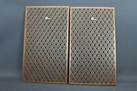 SANSUI SP-4000 SPEAKERS GRILLE DUST COVERS ONLY from squonk.co
