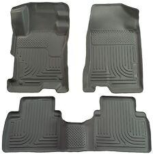 Husky Liners WeatherBeater Floor Mats-3pc-98532- Vibe/Corolla/Matrix 09-13- Grey