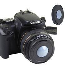 77mm Front White Balance Lens Cap Cover Center for Canon Nikon Sony Pentax DSLR