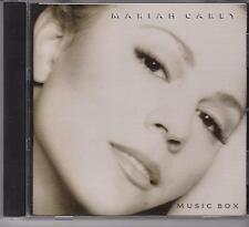 MARIAH CAREY - MUSIC BOX - CD - NEW -