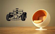Wall Sticker Vinyl Decal Racing Car Sport Formula 1 Speed Garage (ig1190)