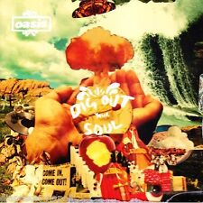 Oasis: Dig Out Your Soul - CD