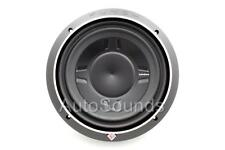 """2x Rockford Fosgate P3SD4-10 600W 10"""" Dual 4 Ohm Shallow Mount Truck Subwoofers"""